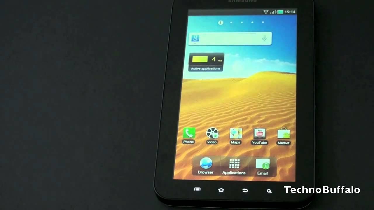 Samsung Galaxy TAB Official Thread V2