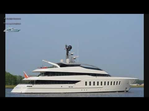 HALO - Yacht - Cayman Islands  (Корабли и суда мира.Слайдшоу)