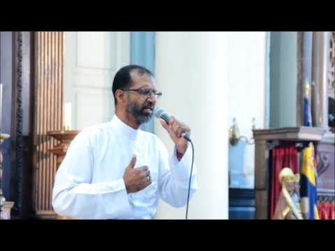 Oru mazhayum thoraathirunnittilla || by Sajan Achen || St.James MTC London