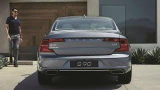 2017 Volvo S90 Excellence - Drive and Interior