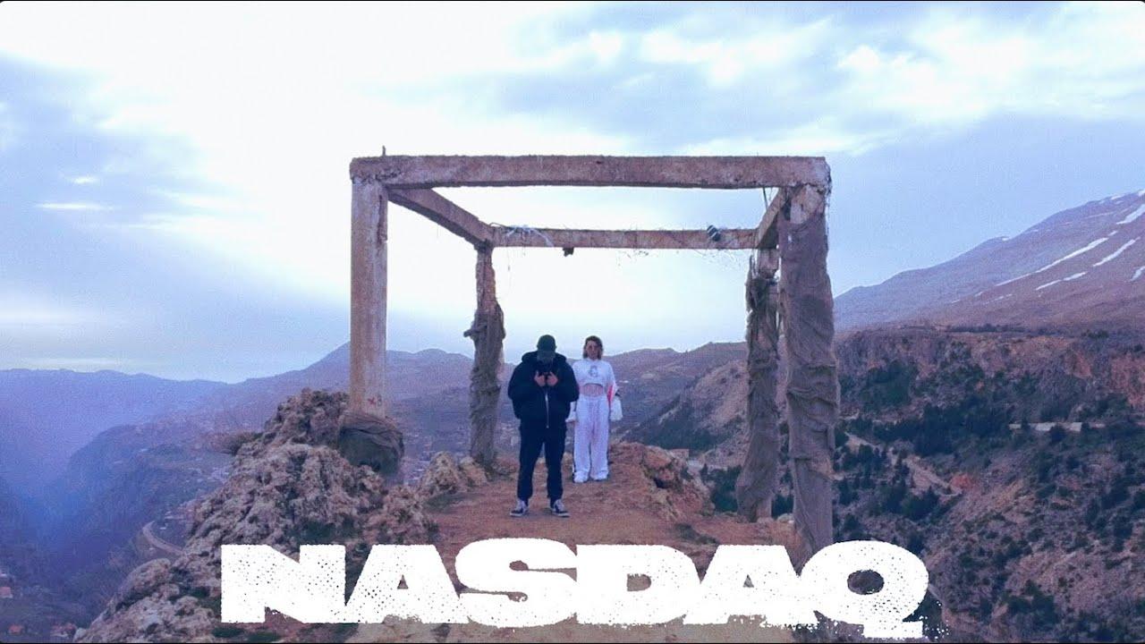 Download Eldab3 - NASDAQ ft. Blu Fiefer (Official Music Video) [Prod. Kingoo] | الضبع مع بلو فايفر -  ناسداك