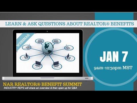 NAR Benefit Summit REALTORS Property Resource® 1.7.15