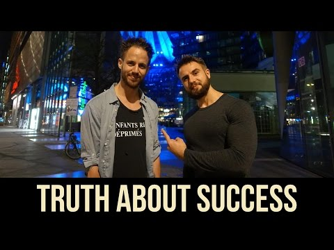 Truth About Success - Transforming Yourself and Embracing the Journey (ft. Julien Blanc)
