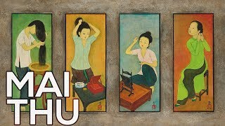 Mai Thu: A collection of 99 works (HD)