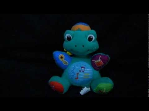 Baby Einstein - Press & Play Pals, Neptune Turtle / www.folk-ferrari.pantown.com