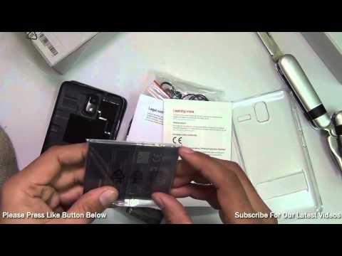 Lenovo S580 Unboxing And Review With Camera Test