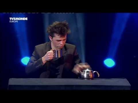 Yann Frisch FISM 2012 Grand Prix Winner) INCREDIBILE