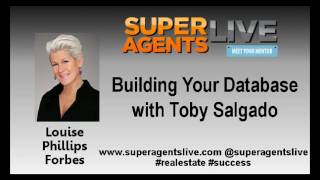 Building Your Database with Louise Phillips Forbes and Toby Salgado