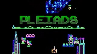 Pleiades (Pleiads) - Centuri - ARCADE - 1981 - GAMEPLAY - No Comments - MAME