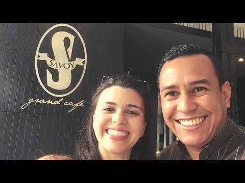 SAVOY GRAND CAFÉ 🏨☕️   ROSARIO, ARGENTINA 🇦🇷   Vlog viajante 🌎