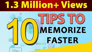 How To Learn and Memorize Fast and Easily | Exam Tips For Students | Letstute