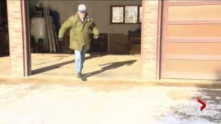 Alberta man saves dog from cougar attack