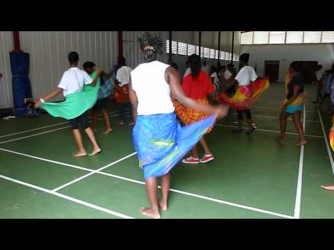 Traditional Creole Dance class
