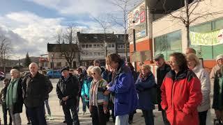 Kundgebung für Klimaschutz in Wittlich