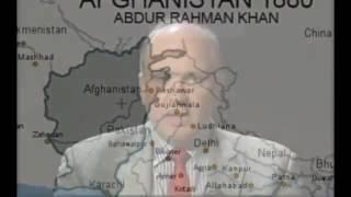 احمد شاه مسعود و خط دیورند