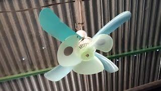 Ceiling fan - kipas angin gantung double baling baling