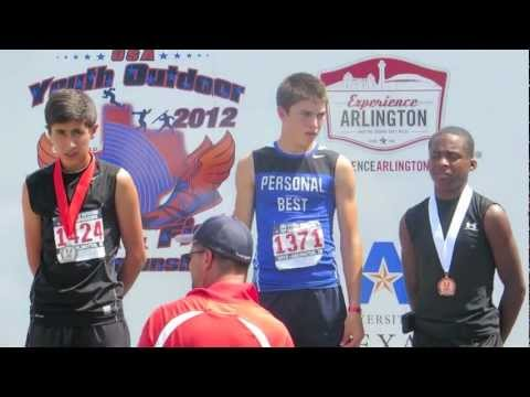 Hayden Ashley - 2008 All-American - 2012 USA Youth National Champion