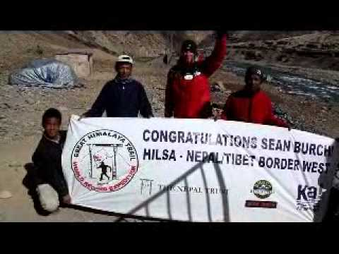 Great Himalaya Trail World Record Expedition - Sean Burch + Nepal Trust