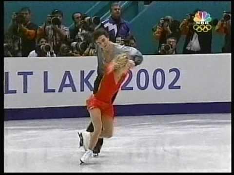 Berezhnaya & Sikharulidze (RUS) - 2002 Salt Lake City, Figure Skating, Pairs' Free Skate