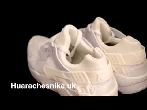Nike Huarache Triple Black Sale