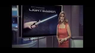 Real Lightsaber Technology - News Story