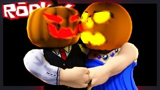 ONLINE DATING SU ROBLOX HALLOWEEN!