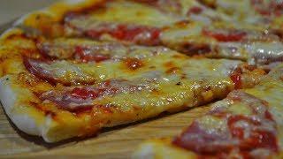 ПИЦЦА в Домашних Условиях | Тесто для пиццы, Секреты вкусной пиццы