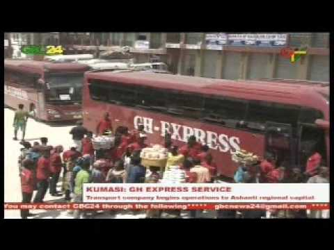 GH Express launches in Accra