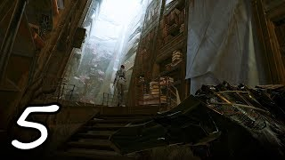 DISHONORED 2: DEATH OF THE OUTSIDER - PART 5 | THE ABBEY