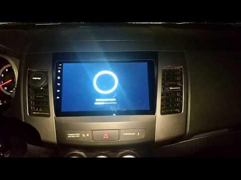 Обновление магнитолы TEYES CC2 на Mitsubishi Outlander Xl