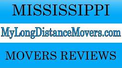 Mississippi Long Distance Moving Companies - MyLongDistanceMovers.com