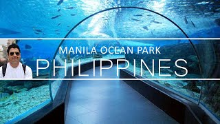 Manila Ocean Park in Philippines | Must Visit Attraction (Subtitles)