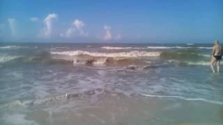Лазурное, Херсонская обл, 22.07.2016(Водный, экстерьер пляжа в Лазурном 2016., 2016-07-23T09:27:12.000Z)