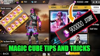 FREE FIRE ME MAGIC CUBE KAISE LE How to get Magic cube, tips and tricks magic cube