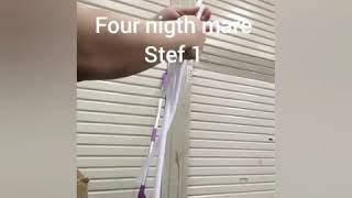 Cara main sulap four nigthmare
