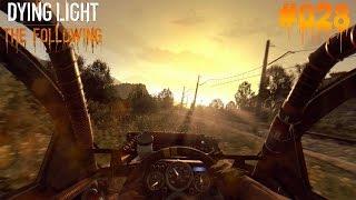 DYING LIGHT THE FOLLOWING #028 - ♥ Das Geheimprojekt ♥  | Let's Play Dying Light (Deutsch)