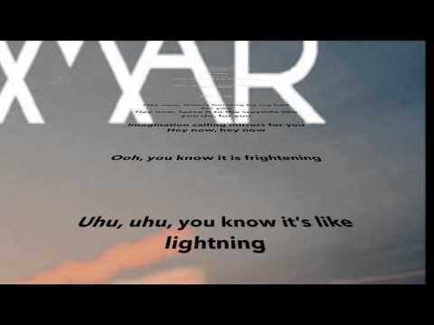 Hey Now - London Grammar (Karaoke backing track) w/ lyrics