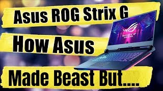 Asus ROG Strix G531 - Nvidia Gtx 1650 version - Best Gaming Laptop under 60000 - vs Asus TUF Fx505Dt