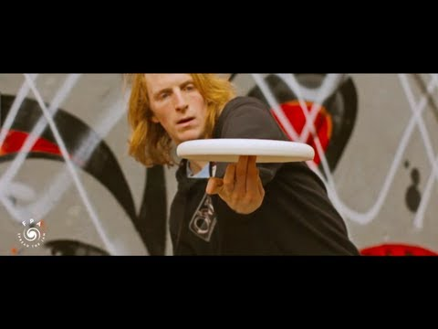 World Champion Freestyle Frisbee: Spread the Jam Project (The Great Wall)