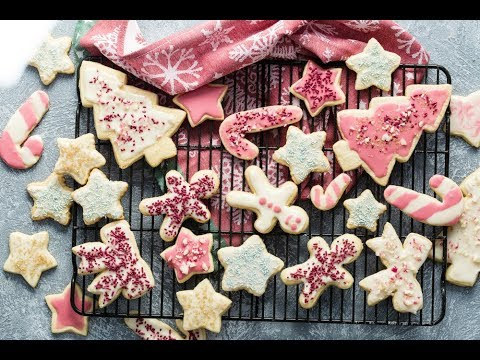 Gluten Free Sugar Cookies - Cookie Collab - Weelicious