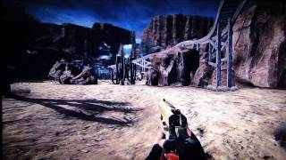 Duke Nukem Forever Demo gameplay pt2