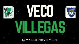 Veco Villegas 2018. Tablada vs Roca Rugby