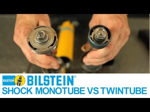 Bilstein Shocks - Monotube Vs Twintube