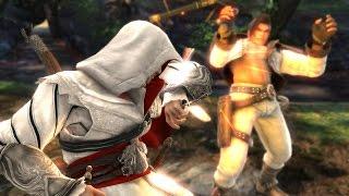 Ezio Auditore  Soulcalibur V Arcade Ladder
