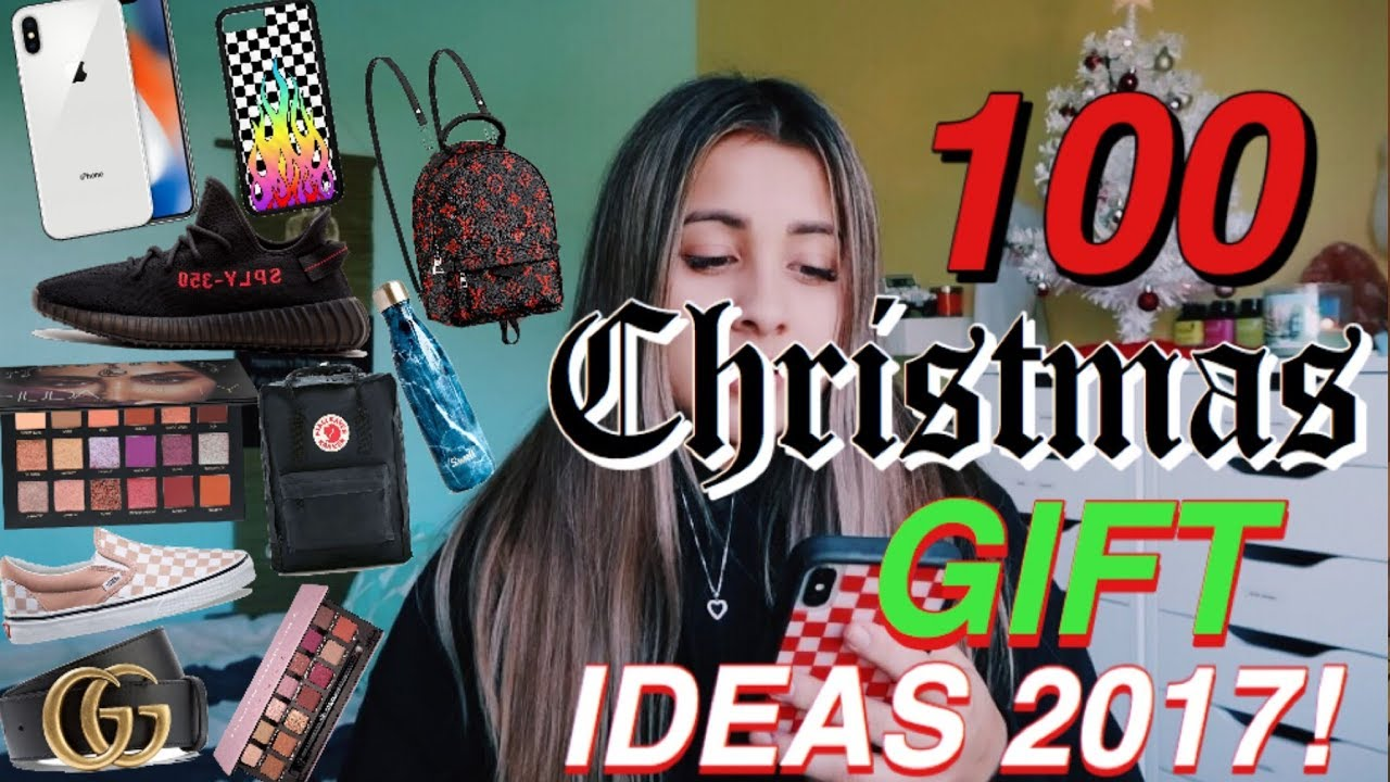 100 Christmas Gift Ideas 2017! | nickelrios & 100 Christmas Gift Ideas 2017! | nickelrios - YouTube