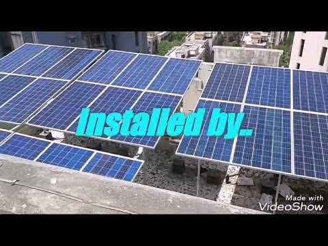 30 kw solar ongrid system