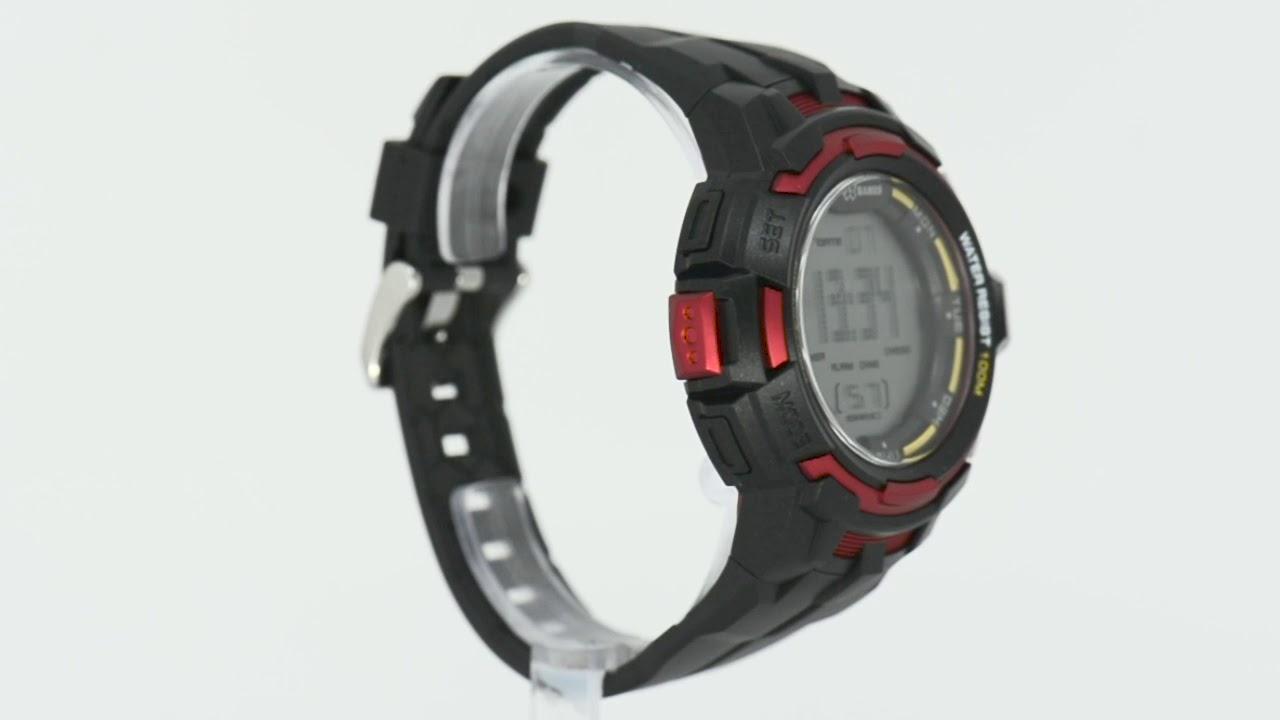 6126bef312b Relógio X-Games Masculino XMPPD352BXPX - Eclock - YouTube