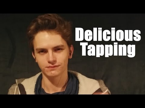 (ASMR) Delicious Tapping on two Favourite Objects Obviously