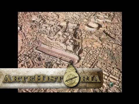la-ciudad-romana---artehistoria