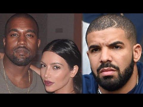 Kanye West BREAKS SILENCE on Kim Kardashian & Drake Rumors Mp3